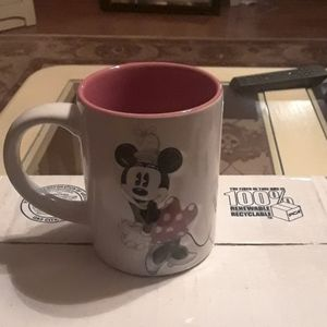 "Disney ""Minnie""Coffee Mug"